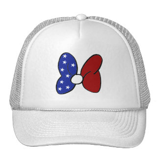 USA Bow Hat