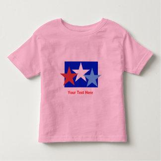 USA-Boxed Stars Toddler T-shirt