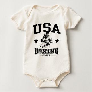 USA Boxing Baby Bodysuit