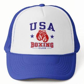 USA Boxing Hats