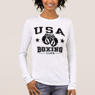 USA Boxing Long Sleeve T-Shirt