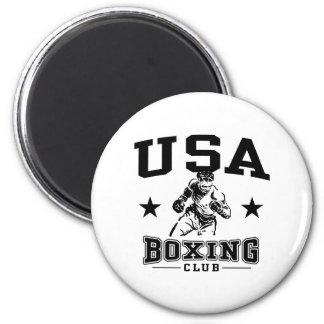 USA Boxing Magnet