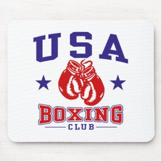 USA Boxing Mouse Pad