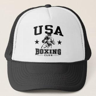 USA Boxing Trucker Hat