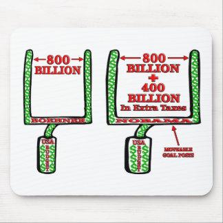 USA Budget 2011 Mouse Pad