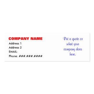 USA Business Cards
