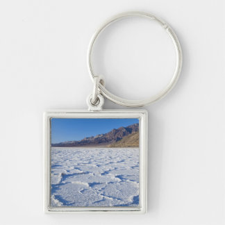 USA, CA, Death Valley NP, Salt Formations at Keychain