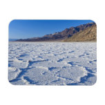 USA, CA, Death Valley NP, Salt Formations at Magnets