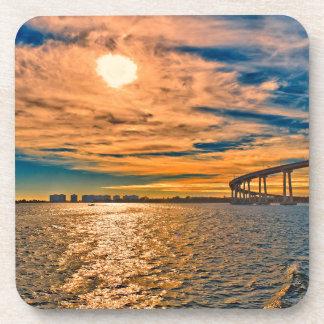USA, CA, San Diego-Coronado Bay Bridge Coaster
