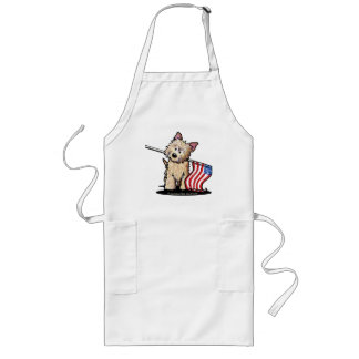 USA Cairn Terrier Apron
