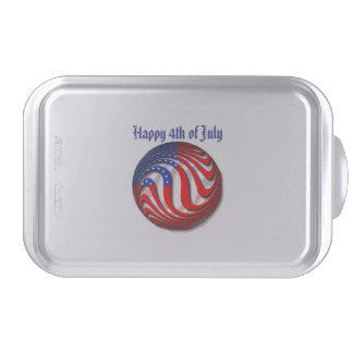 USA CAKE PAN