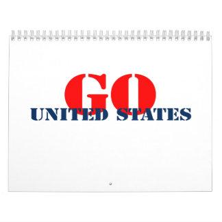 USA WALL CALENDAR