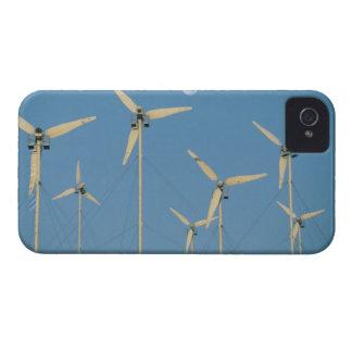 USA, California, Altamont Pass, wind generators. Blackberry Cases