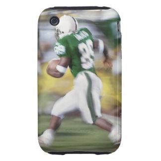 USA, California, American football player Tough iPhone 3 Covers