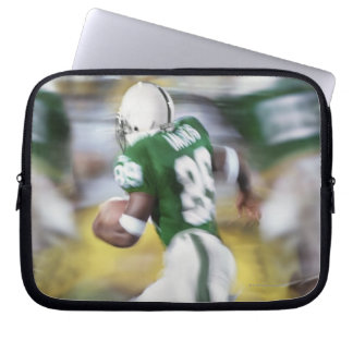USA, California, American football player Laptop Sleeves