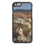 USA, California, Anza-Borrego DSP. Dune evening 2 Carved® Maple iPhone 6 Case