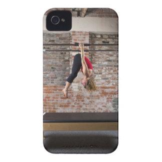 USA, California, Berkeley, Mid adult woman iPhone 4 Case