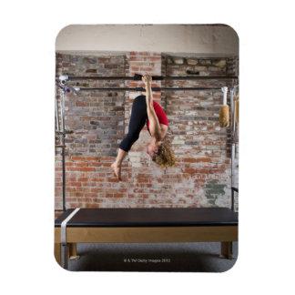 USA, California, Berkeley, Mid adult woman Flexible Magnet