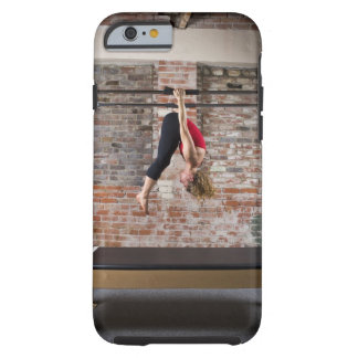 USA, California, Berkeley, Mid adult woman Tough iPhone 6 Case