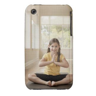 USA, California, Beverley Hills, Girl (6-7) Case-Mate iPhone 3 Cases