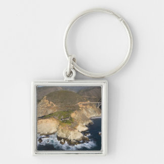 USA. California. Big Sur. Bixby Bridge Key Chains