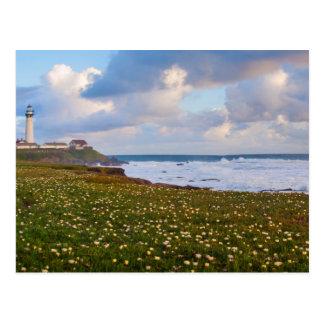 USA, California. Big Sur Panorama Postcard