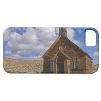 USA, California, Bodie, Old church in desert iPhone SE/5/5s Case