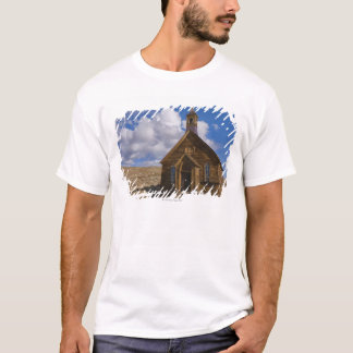 USA, California, Bodie, Old church in desert T-Shirt