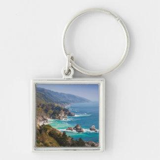 USA, California. California Coast, Big Sur Keychains