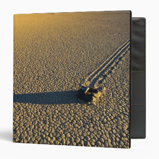 USA, California, Death Valley National Park. 2 3 Ring Binder