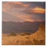 USA, California, Death Valley National Park. 2 Tiles