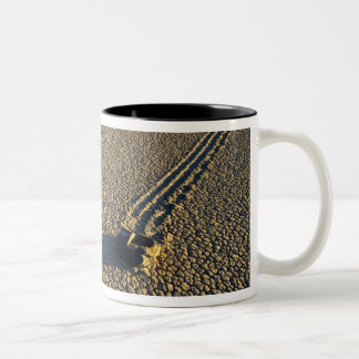 USA, California, Death Valley National Park. 2 Two-Tone Coffee Mug