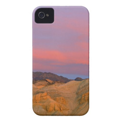 USA, California, Death Valley NP. Sunset offers Case-Mate Blackberry Case