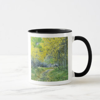 USA, California, Eastern Sierra Mountains. Mug