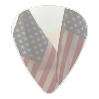 USA, California, Gold Country, Amador City: Acetal Guitar Pick