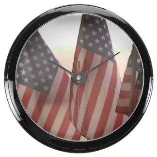 USA, California, Gold Country, Amador City: Aquavista Clocks