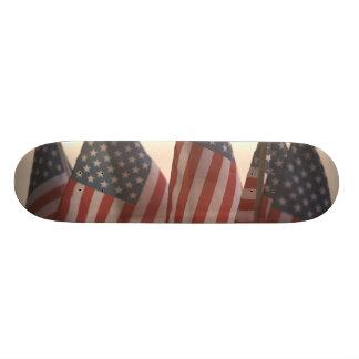 USA, California, Gold Country, Amador City: Skateboards