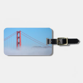 USA, California. Golden Gate Bridge In Morning Bag Tag
