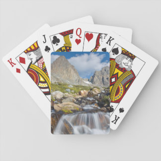 USA, California, Inyo National Forest 14 Deck Of Cards