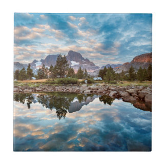 USA, California, Inyo National Forest 15 Ceramic Tile