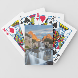 USA, California, Inyo National Forest 2 Bicycle Playing Cards