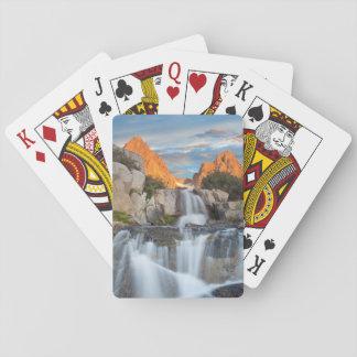 USA, California, Inyo National Forest 2 Card Decks