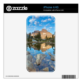 USA, California, Inyo National Forest 5 iPhone 4 Decal