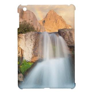 USA, California, Inyo National Forest. Waterfall iPad Mini Cases