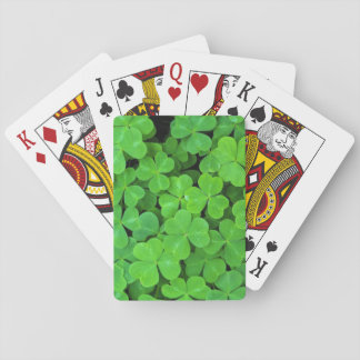 USA, California, Jedediah Smith Rewood SP. Poker Deck