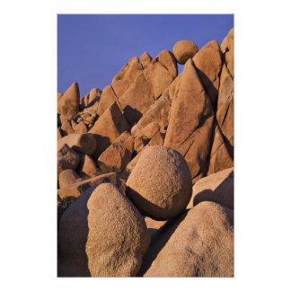 USA, California, Joshua Tree National Park. 2 Photo Print