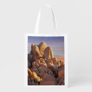 USA, California, Joshua Tree National Park Grocery Bag