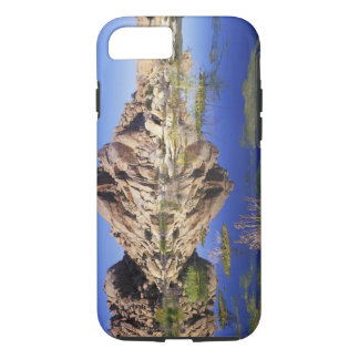 USA, California, Joshua Tree National Park, iPhone 7 Case