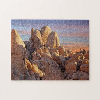 USA, California, Joshua Tree National Park Jigsaw Puzzle
