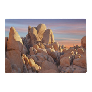 USA, California, Joshua Tree National Park Placemat